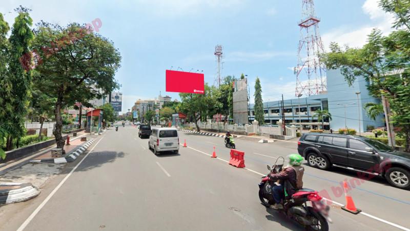 Sewa Billboard - Billboard Jl. A. Yani ( RRI ) a - kota semarang