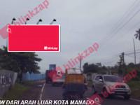 sewa media Billboard Jl. Trans Sulawesi {Kalasey} KABUPATEN MINAHASA Street