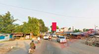 sewa media Billboard Billboard BW044A - Jl. Cemara depan pasar ikan KOTA MEDAN Street
