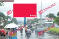 sewa media Billboard Billboard BRI PANIKI  (A) KOTA MANADO Street