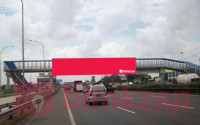 sewa media Billboard Billboard Lokasi Jpo Tol Jakarta - Tangerang km 11+050 A, Kota Tangerang KOTA TANGERANG Street