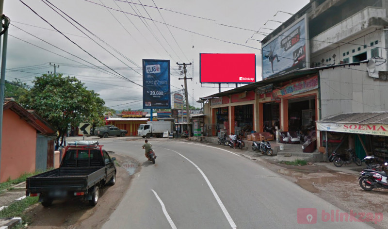 Sewa Billboard - PSR022 - Jl.Raya Anyer - kabupaten serang