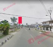 Billboard Jl. Jendral Ahmad Yani Pertigaan Mandala B