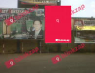 sewa media Billboard JL. Samratulangi – Depan Stadion Klabat KOTA MANADO Street