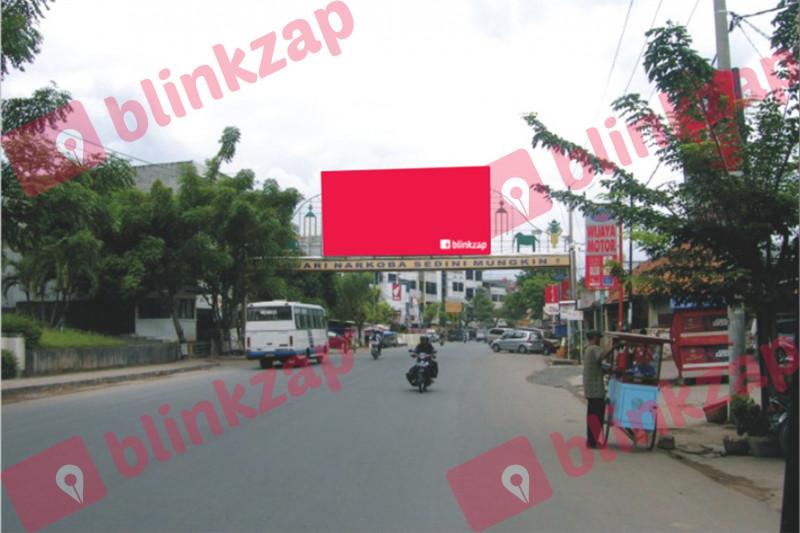 Sewa Billboard - Billboard BDLYSBB07 - Kota Bandar Lampung - kota bandar lampung