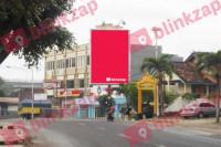 sewa media Billboard LPGHNBP01 KOTA BANDAR LAMPUNG Street
