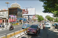 sewa media Billboard MND59 KOTA MANADO Street