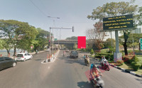 sewa media Billboard Billboard Jl. Gunungsari - Surabaya KOTA SURABAYA Street