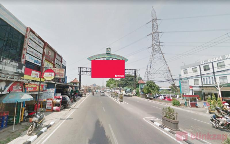 Sewa Billboard - Billboard Jl. Ir. H. Juanda Kota Bekasi (Gapura Juanda 6 B) - kota bekasi