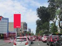 sewa media Billboard Billboard Jl Mayjend Sungkono (Dkt Skyland Tower) KOTA SURABAYA Street