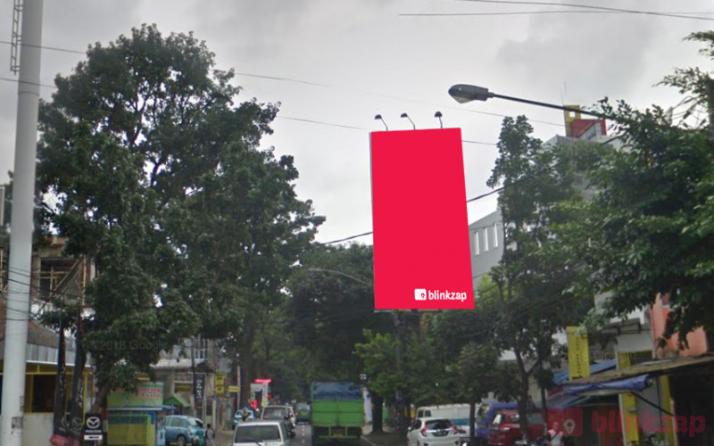 Sewa Billboard - Billboard 4m x 8m Cihampelas  - kota bandung