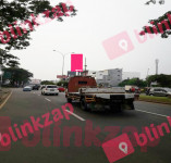 sewa media Billboard Billboard KOTA BSD, JL PAHLAWAN SERIBU  KOTA TANGERANG SELATAN Street