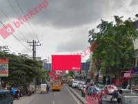 sewa media Billboard Jl. HM. Yamin Simp. Madong Lubis  KOTA MEDAN Street