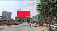 sewa media Billboard Billboard MIA-BANDO-001-B, Depan A2-Penuin Jl. Bunga Mawar Choose City Street