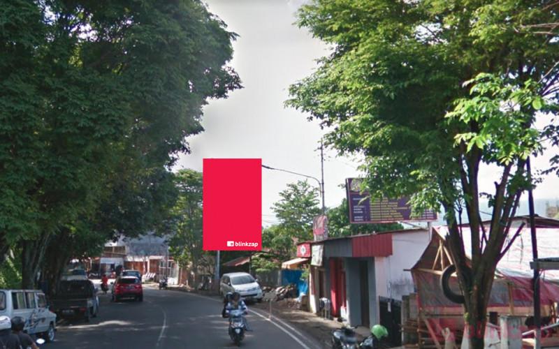 Sewa Billboard - Billboard Jl. Sam Ratulangi Tanjung Batu - kota manado
