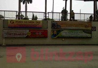 sewa media Banner  Spanduk Thamrin KOTA JAKARTA PUSAT Street
