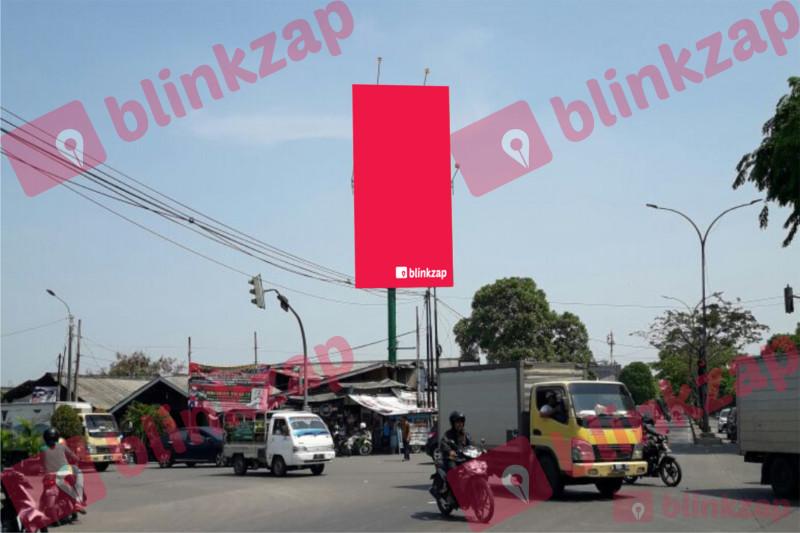 Sewa Billboard - Billboard Jl. Marsekal Suryadarma - kota tangerang