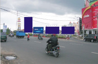 sewa media Billboard BDLDABB03 KOTA BANDAR LAMPUNG Street