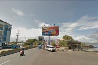 sewa media Billboard MND52 KOTA MANADO Street