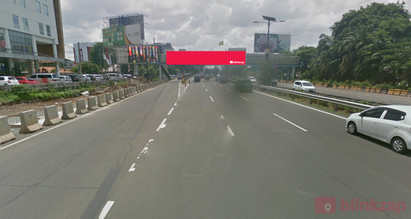 Sewa Billboard - Billboard Tol Sediyatmo - Bandara KM 32.00 - kota tangerang