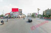 sewa media Billboard Billboard Jl. Pemuda sebrang New Metro Hotel KOTA SEMARANG Building