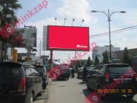 sewa media Billboard MGM_20 E KOTA MEDAN Street