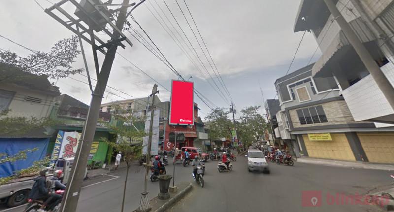 Sewa Billboard - Billboard Jl.Yos Sudarso ( Perempatan Kalilarangan ) - Solo - kota surakarta