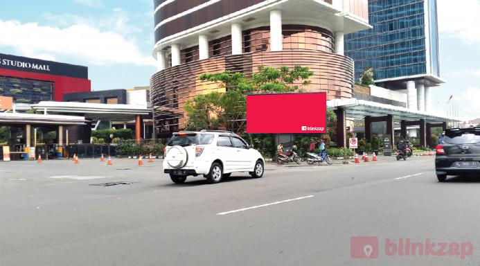 Sewa Videotron / LED - LED Trans Studio Bandung - kota bandung