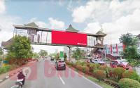 sewa media Billboard  JPO Jl. Ahmad Yani ( Segmen Jl. Perdana – Jl. Media) Kota Pontianak-Kalbar A KOTA PONTIANAK Street