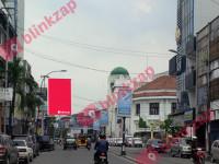sewa media Billboard Baliho Jl. Palang Merah  KOTA MEDAN Street