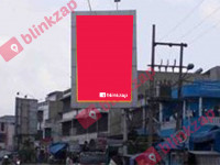 sewa media Billboard Baliho 45 Pertempuran 3  KOTA MEDAN Street