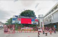 sewa media Videotron / LED Videotron CS525-HL004, Jalan Jenderal Sudirman Kota Palembang KOTA PALEMBANG Street