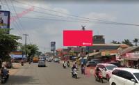 Billboard Jl. Raya Rawa Buntu. ( Dari Pertigaan tekno Menuju Stasiun Rawa Buntu, Exit Tol The Green )