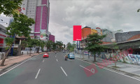 sewa media Billboard Billboard Jl. Gubeng Depan Santika Hotel KOTA SURABAYA Street