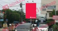 sewa media Billboard 09 Abdullah Lubis Simp Darussalam KOTA MEDAN Street