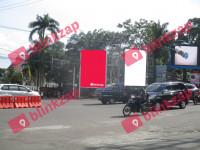 sewa media Billboard Billboard CS64-VL015, Jalan Basuki Rahmat Kota Palembang KOTA PALEMBANG Street