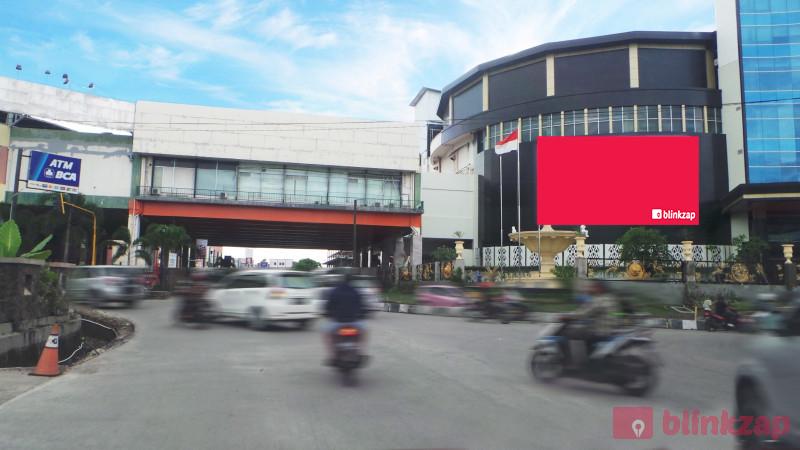 Sewa Videotron / LED - Digital Billboard Mall Panakkukang Makassar - kota makassar