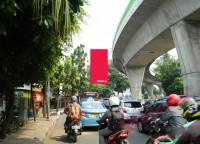 sewa media Billboard Billboard Jl. Tendean Raya (arah Pandang menuju Blok M - Darmawangsa - Sudirman)  KOTA JAKARTA SELATAN Street