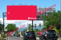 sewa media Billboard Billboard BKN KOTA MANADO Street