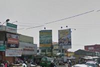 sewa media Billboard DB-110 KOTA BANDUNG Street