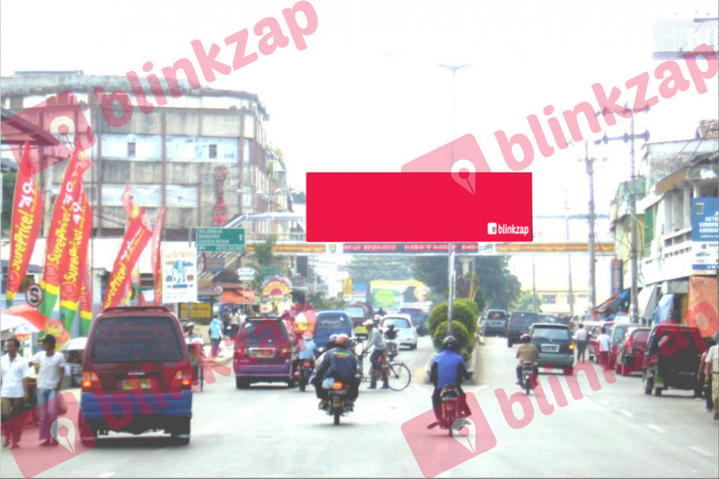 Sewa Billboard - Billboard BDLKTBB03 - Kota Bandar Lampung - kota bandar lampung