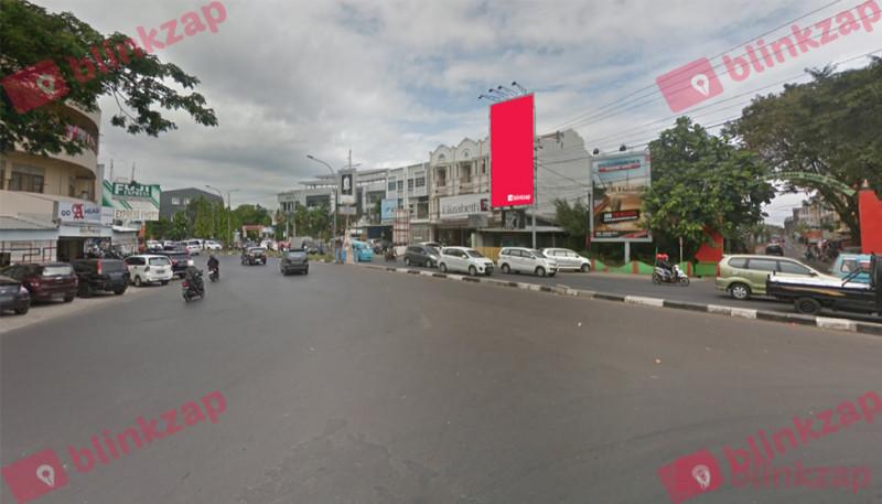 Sewa Billboard - Billboard Jalan Urip Sumoharjo - Maccini Baru - kota makassar