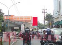 sewa media Billboard Billboard Jl Siwalankerto (Depan kampus Petra) KOTA SURABAYA Street