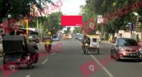 sewa media Billboard 237. Jl. Adam Malik Medan - B KOTA MEDAN Street