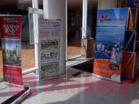 sewa media Banner X Banner Thamrin KOTA JAKARTA PUSAT Mall