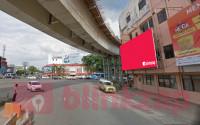 sewa media Billboard Billboard Saribundo / Simpang Charitas, Jalan Kapten A. Rivai Kota Palembang KOTA PALEMBANG Street