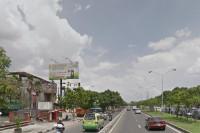 sewa media Billboard DB-159 KOTA BANDUNG Street