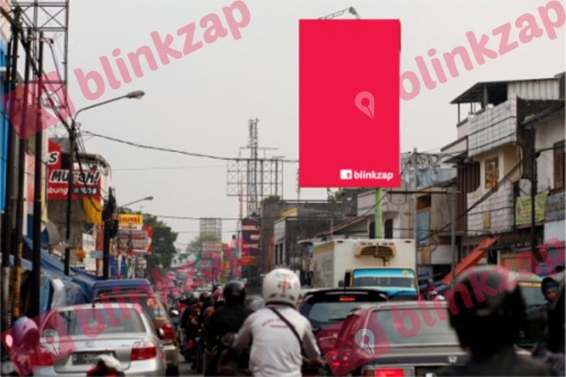 Sewa Billboard - Billboard - Jl. Sukajadi no.39 (dekat PVJ dan RS Hasan Sadiki) - kota bandung