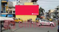 sewa media Billboard Billboard BW024 - Jl. Ar Hakim simp Denai KOTA MEDAN Street