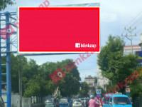 sewa media Billboard Jl. Sudirman {Depan Hotel Peninsula} (B) (B) KOTA MANADO Street